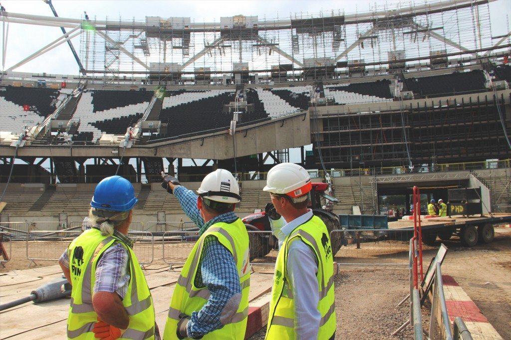 scaffold encapsulation main contractor