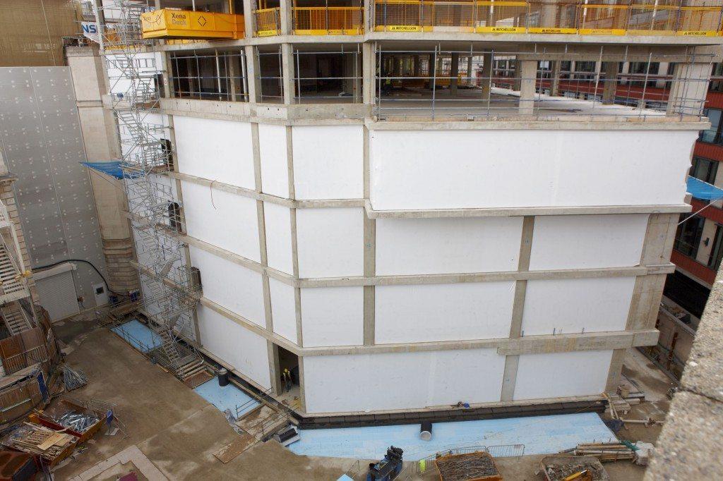 Shrink Wrap Screen London