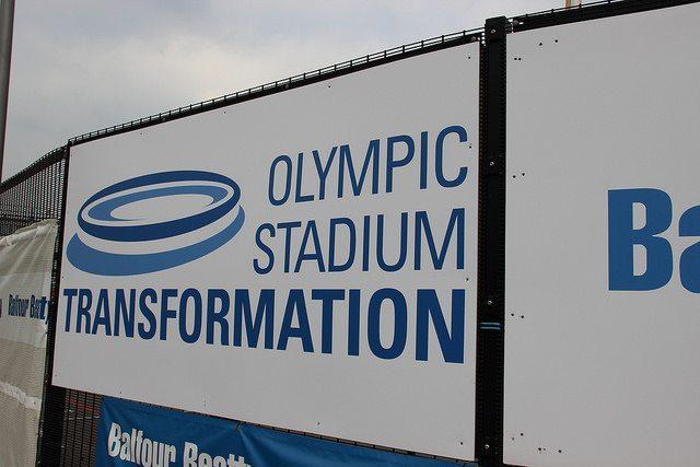 olympic stadium transformation