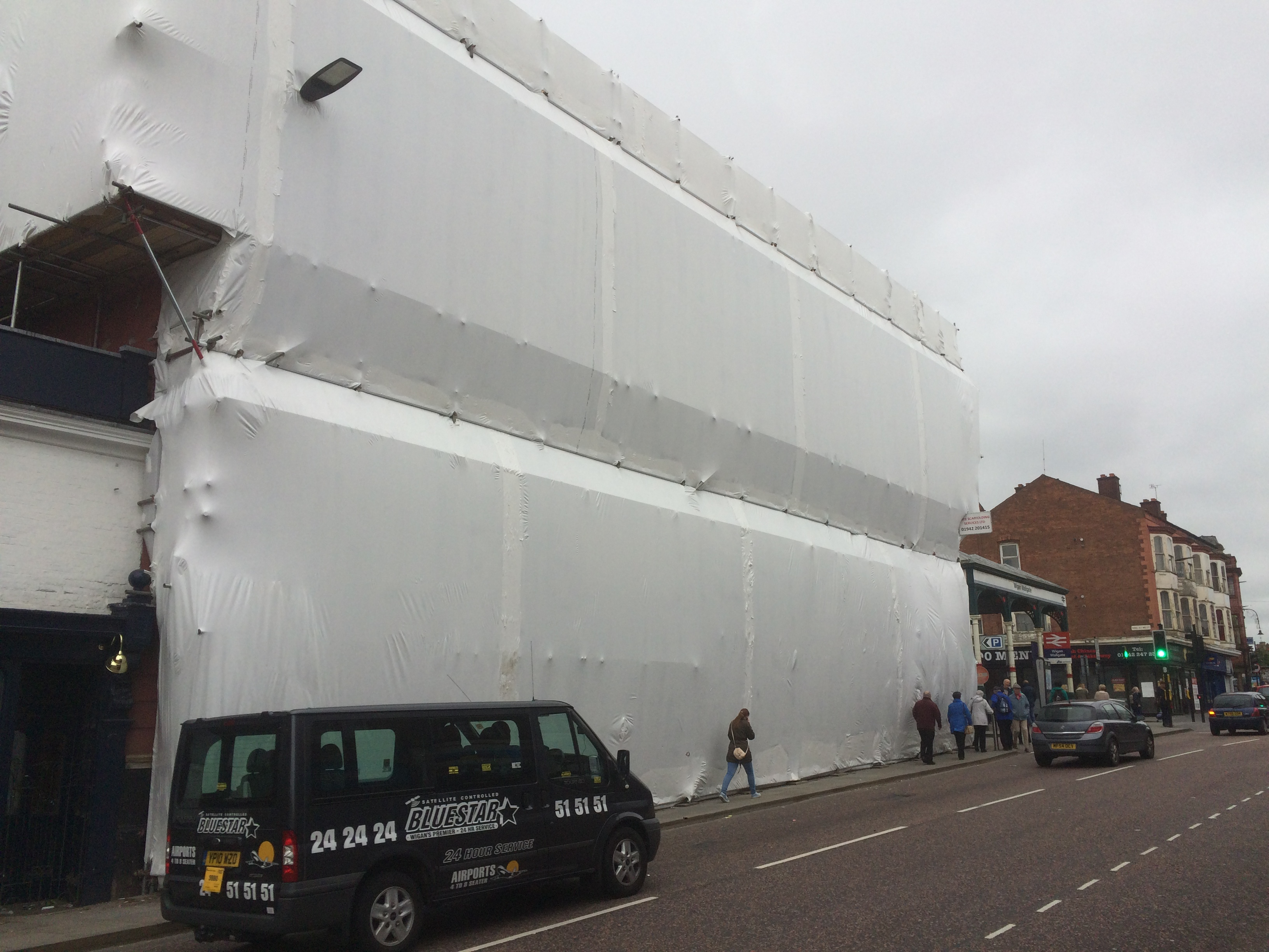 Shrink Wrap Manchester