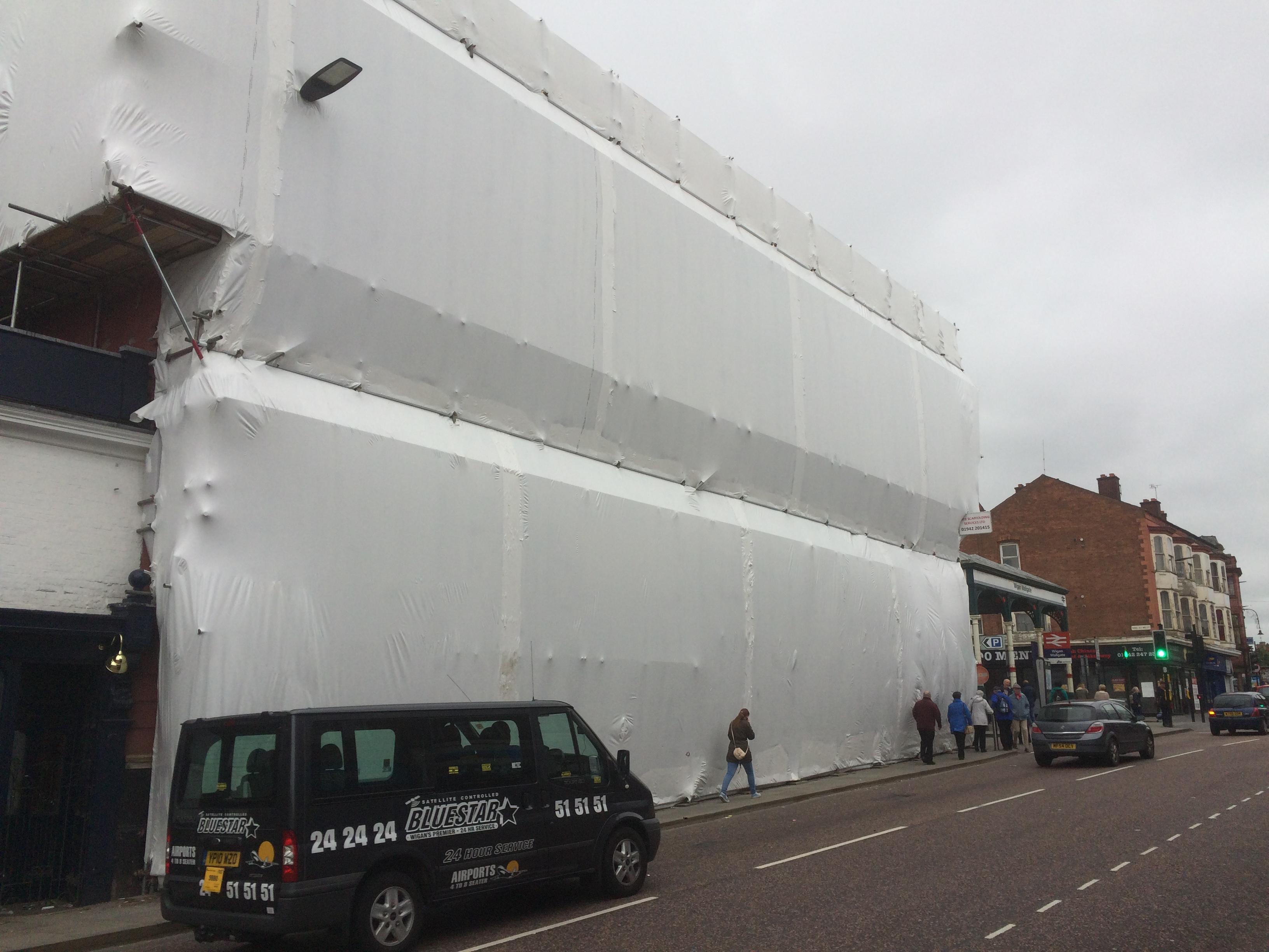 Shrink Wrap Manchester