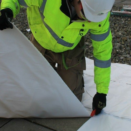 how to shrink wrap scaffolding