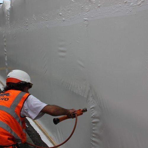 shrink wrap for scaffolding