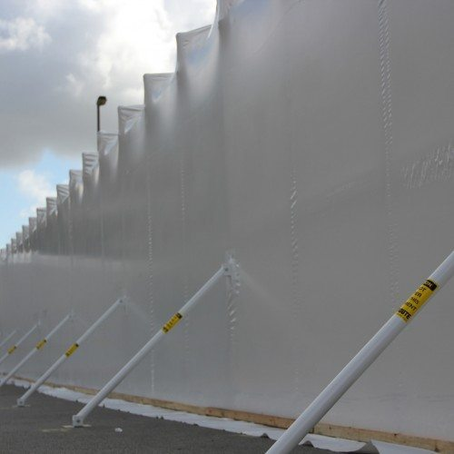 shrink wrap weather protection