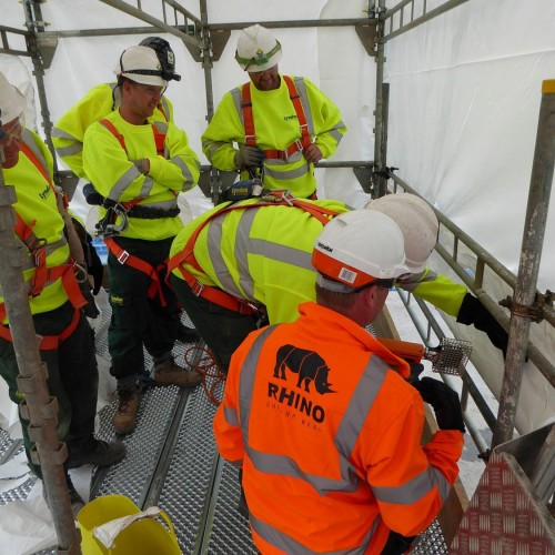 scaffold-shrink-wrap-training-session