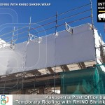 scaffold shrink wrap project cyprus