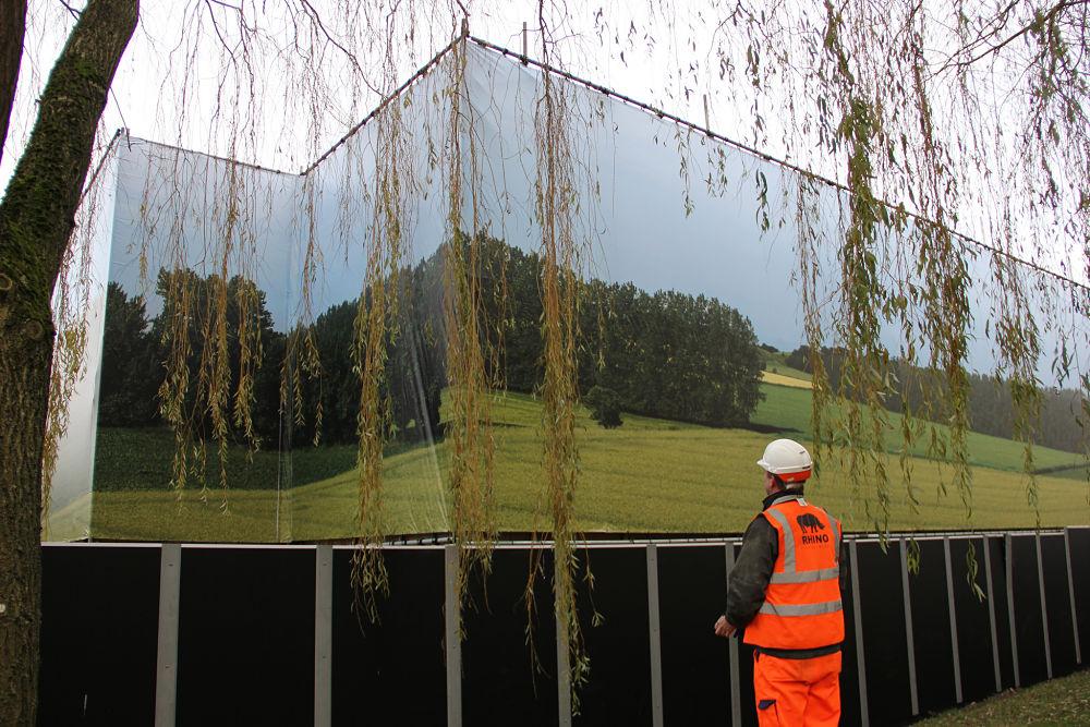 building wrap manchester